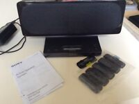 Sony SRS-GU10P speaker system