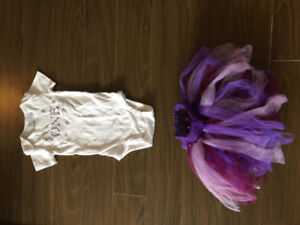 Baby's 1st birthday outfit