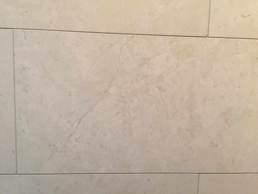 White Emperador Honed Marble Floor Wall Tiles 610 X 305 Mm In