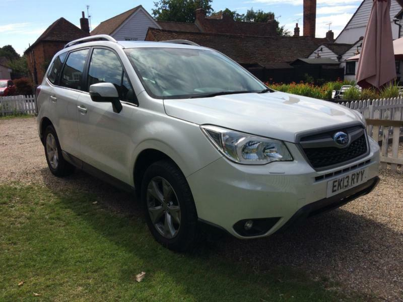 2013 (13) Subaru Forester 2.0 ( 148ps )