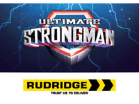 RUDRIDGE ULTIMATE STRONGMAN GIANT WEEKEND