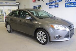 Ford Focus SE 4 PORTES SEDAN. 2013