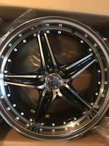 "BRAND new 18"" 5on100 frd wheels great deal ! $460 OBO"