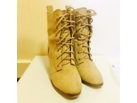 Women High Quality Ankle Boots