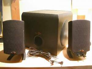 Klipsch ProMedia 2.1 THX Speaker System for sale