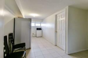 Two Rooms with en-suite washroom shared kitchen and Basement