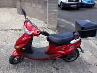 Kymco ZX 50 - for sale