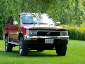 1995 Toyota 4Runner SR5 Good Condition