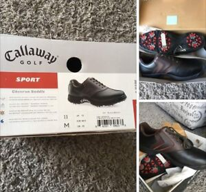New in box golf shoes
