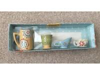 Rosie's Pantry measuring cups set of 4 NEW