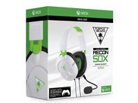 Turtle beach ear force recon 50X for Xbox one/S/pc