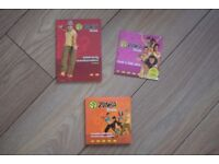 Zumba Fitness DVDs and Guide