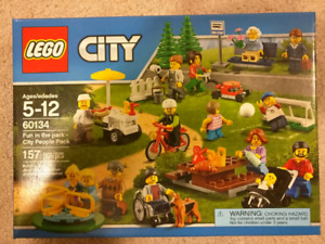 Lego 60134 Fun in the park -City People Pack