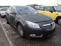 Vauxhall Insignia Saloon Tailgate in grey 2010