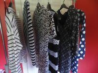 Topshop size 10 /12 collection