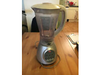 Breville BL9 Anthony Worrell Thompson One Touch Silver Blender