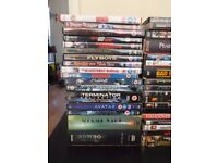 122 dvds for sale