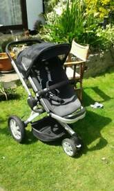 BUGGY QUINNY BUZZ TRAVEL SYSTEM SOUTHEND OR LAINDON