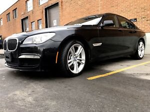 BMW 750i 2011 BRAND NEW ENGINE 0KM