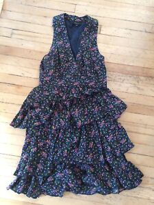 Super cool and funky floral dress/shirt.