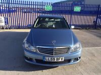 MERCEDES-BENZ C CLASS 1.6 AUTOMATIC ONLY 29000 MILEAGE SERVICE HISTORY NEW MOT
