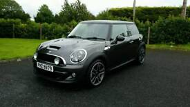 Mini Cooper Hatch SD bmw type alloy wheels diesel