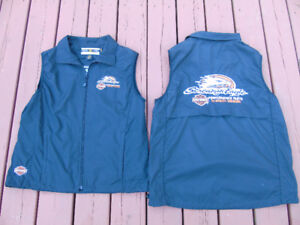 HARLEY DAVIDSON SCREAMIN` EAGLE VEST