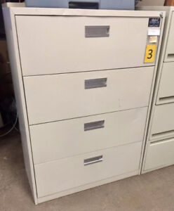 4 Drawer Lateral Filing Cabinets - Many Choices!