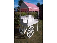 Sweet Cart perfect for weddings and parties