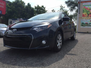 2015 Toyota Corolla S ! CHECK THIS BEAUTY SUMMER SPECIAL ONLY **