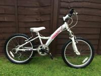 Girls Claud butler bike