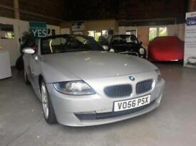 2006 56 Bmw Z4 2ltr Sport Convertable,Leather Trim