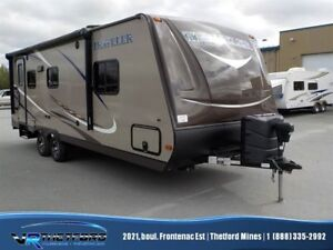 2015 Holiday Rambler TRAVELER 23MBS COMME NEUF !!
