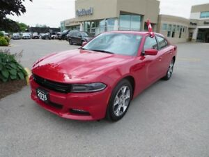 2016 Dodge Charger SXT - AWD  Bluetooth  Sunroof  Heated Seats