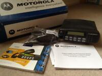 Motorola GM30 mobile radio