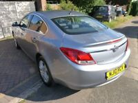 2010 INSIGNIA DPF REMOVED AND REMAPPED NEW TURBO