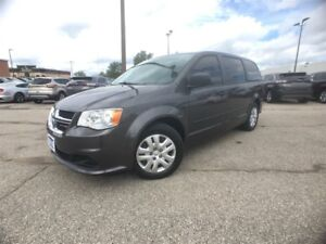 2016 Dodge Grand Caravan SE/SXT - CLEAN CARPROOF! ONE OWNER!