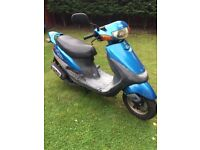 Sym city hopper 50cc scooter 1999