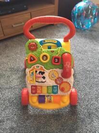 V-tech baby walker