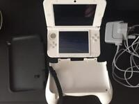 3ds Xl including game and accessories