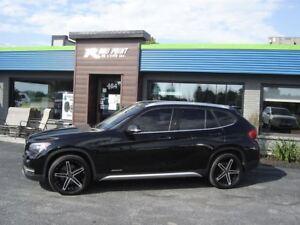 2013 BMW X1 xDrive28i GPS ROUES 20 POUCES