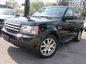 2007 Land Rover Range Rover Sport HSE~NAVIGATION~LEATHER~SUNROOF