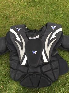 Vaughn V5 Pro Spec Chest Protector Adult Large