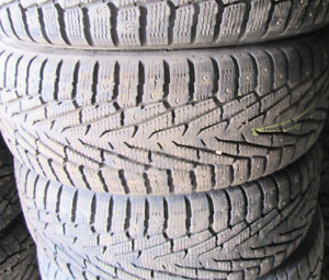 3 Tires sized P265.70.17 at 99% Tread left on them Selling for $