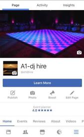 dj hire / west London