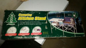 Woods Camping Kitchen Stand