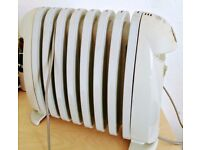 800watts Delonghi small space heater (oil based)