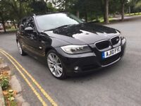 BMW 318 SE Touring Diesel with tow bar with M sport Kit (remapped to 160 BHP) tax£30 per year
