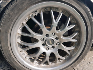 225/45r17 Maxxis Tires and Rims
