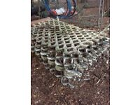 Free Used Dry Slope Ski Matting